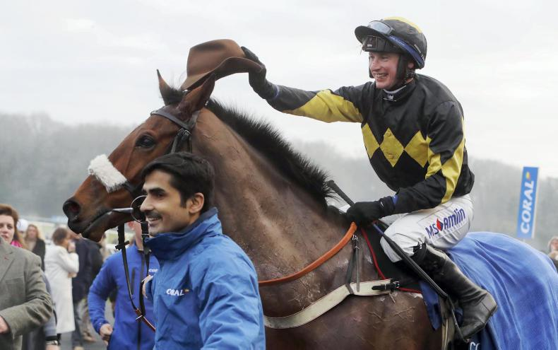 SIMON ROWLANDS: Elegant Escape needs to improve at  least 10lbs for Gold Cup