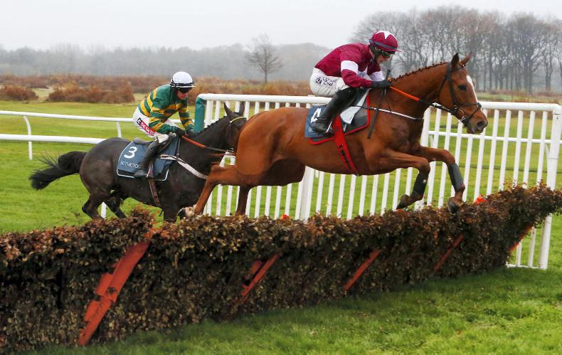 Samcro suffering from lung infection, with Cheltenham 'doubtful'