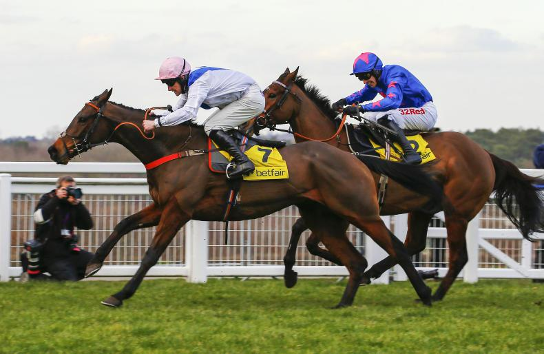NEWS: Irish raiders target the Ryanair Chase