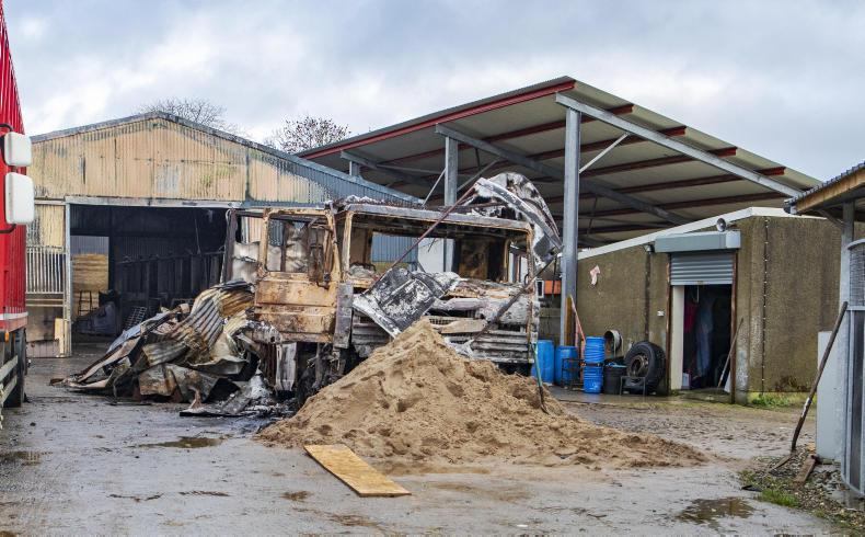 NEWS: Man released in connection with arson at Lenamore Stables