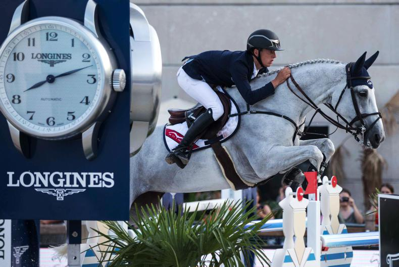 Bertram Allen and Molly Malone fifth in Swiss Longines Grand Prix