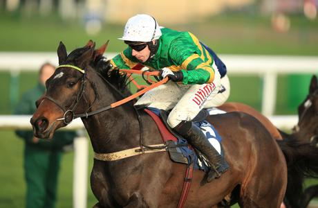 Winter Escape claims Grade Three glory at Punchestown