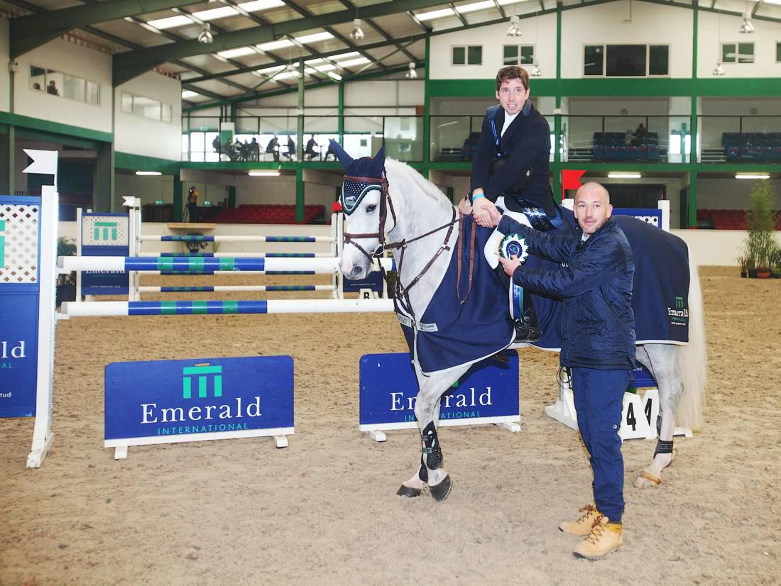 Fearon and Claricella claim six-year-old final