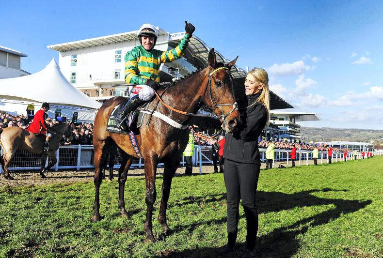 CHELTENHAM NEWS: 27 entries for Unibet Champion Hurdle
