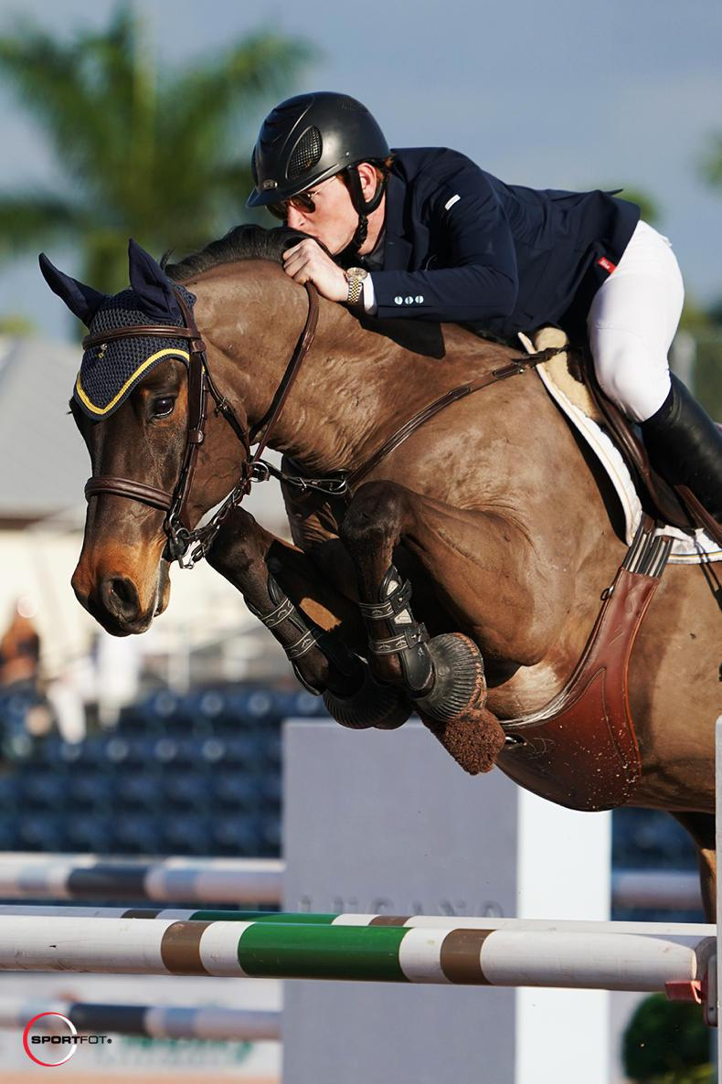 INTERNATIONAL: Coyle second in first WEF Grand Prix