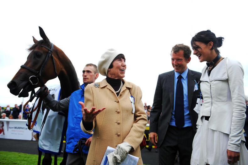 Owner Lady Rothschild dies aged 83