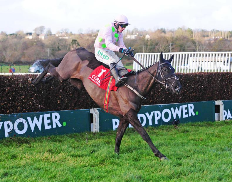 THURLES SUNDAY: Camelia De Cotte is hard to oppose