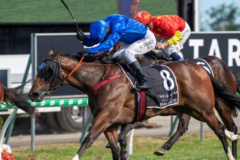 AUSTRALIA: Godolphin in Millions triumph with Exhilarates