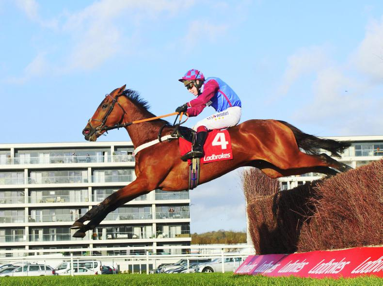 NEWS: Two British Grade 1 winners confirmed for Leopardstown