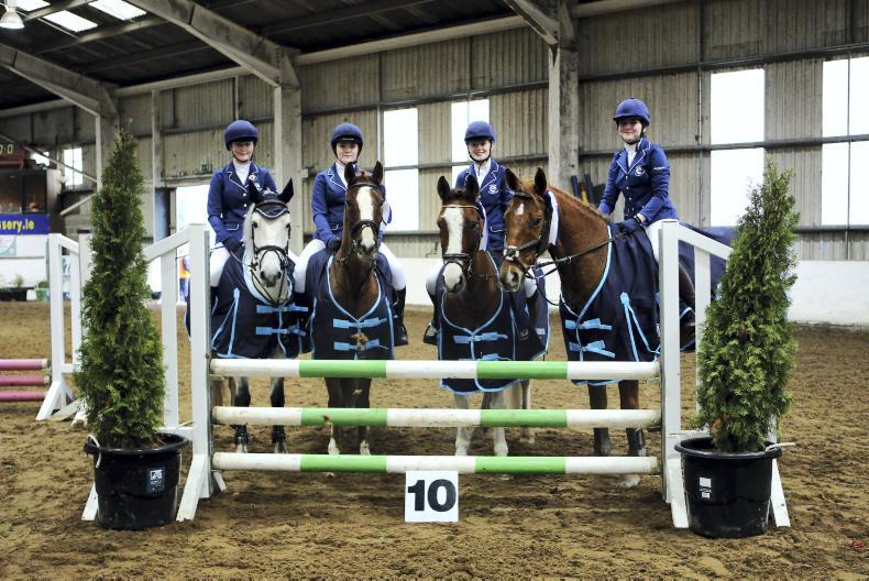 AROUND THE COUNTRY:   Top marks for Blessington team