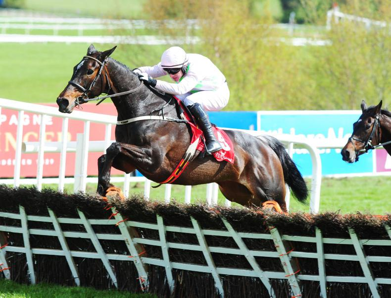 CHELTENHAM: Benie back for more Apple's?