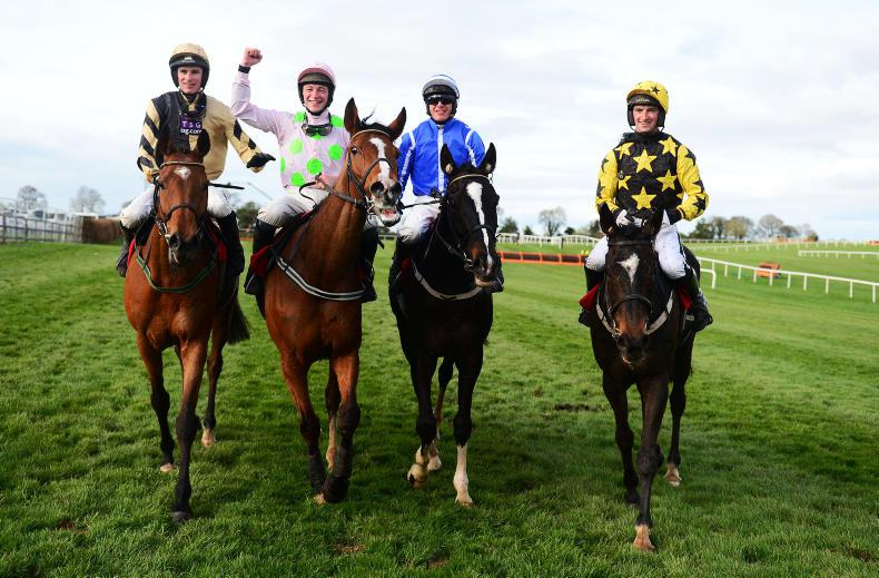 CHELTENHAM: Mullins goes for three-in-a-row
