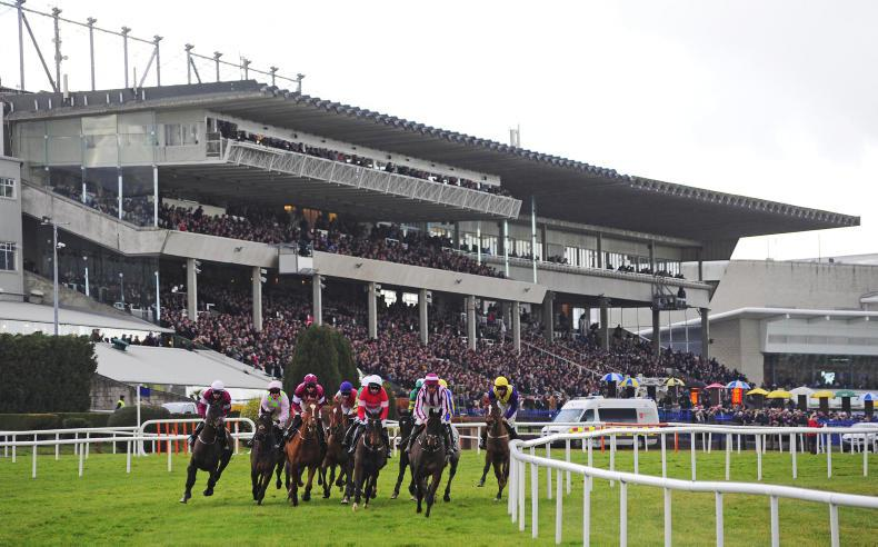 DONN McCLEAN: On track for another brilliant Dublin Racing Festival