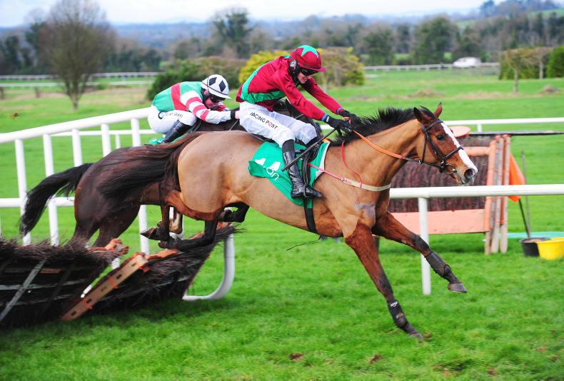 NAVAN SATURDAY: Feature success for Agusta Gold