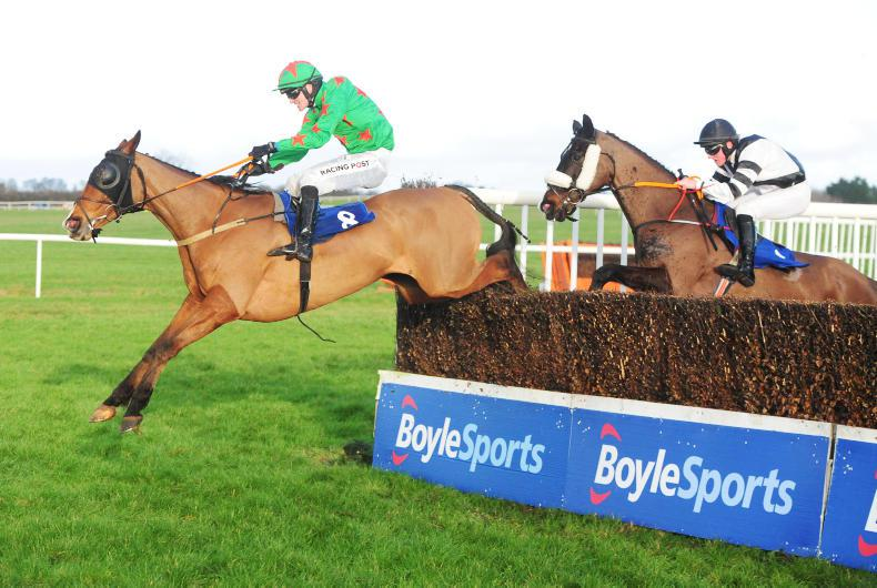 THURLES SUNDAY: Tout Et Permis shines at Thurles