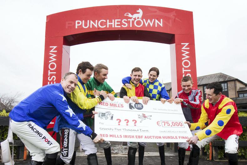 NEWS: Auction Series Final announced for the Punchestown Festival