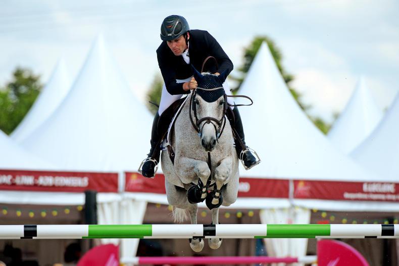 INTERNATIONAL: McAuley on form in Dubai
