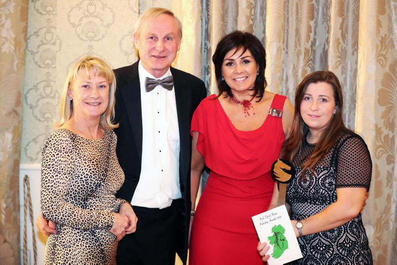 INDUSTRY AWARDS: Glittering night for award winners