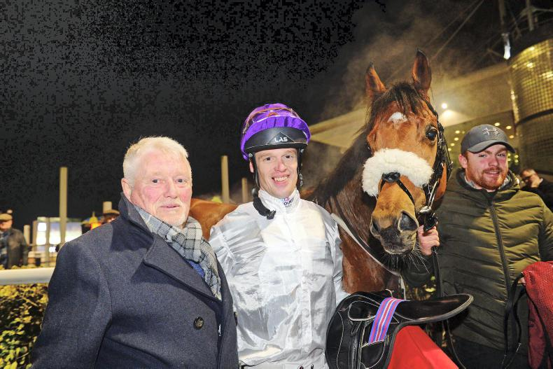 VIEW FROM ABOVE: McHugh in the money at Dundalk