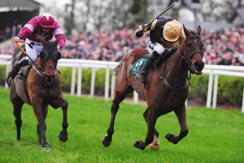 Invitation Only makes it seventh heaven for Mullins in Thyestes