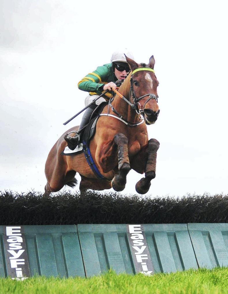 NAAS SUNDAY: Espoir D'Allen going for three on the trot