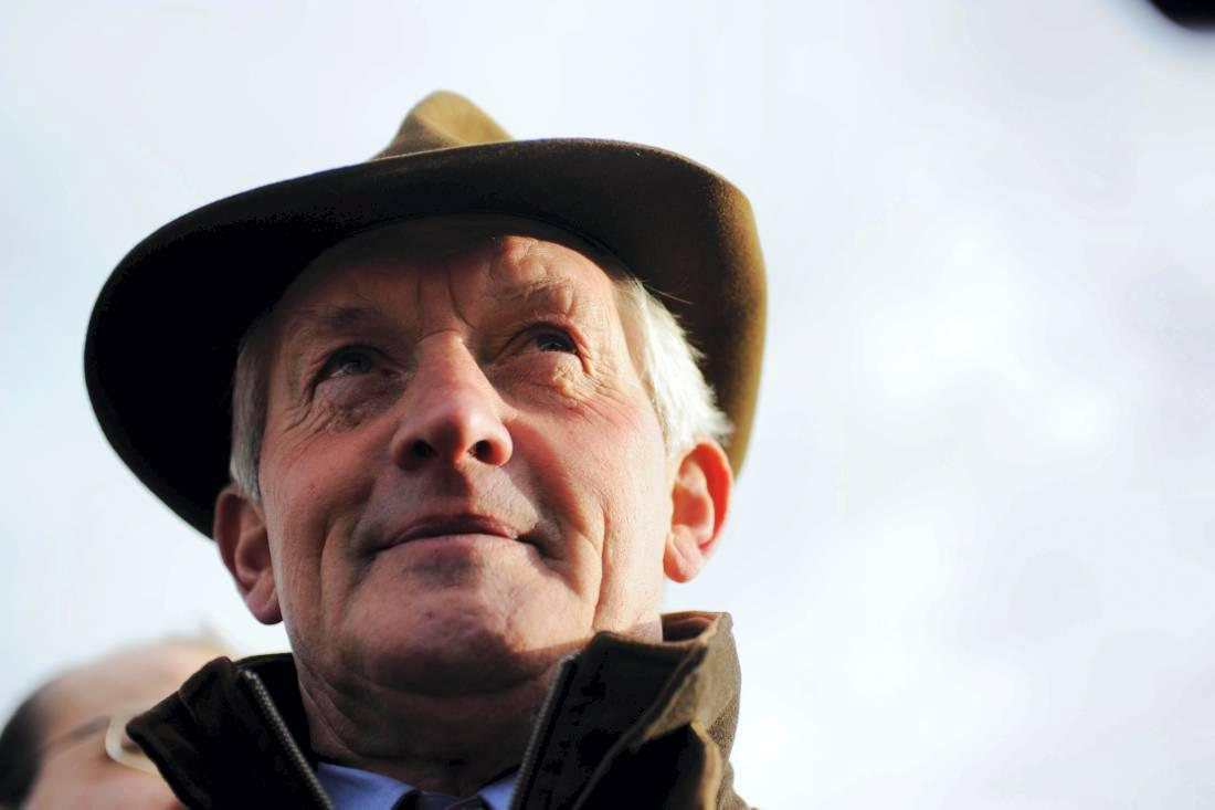Dessie Hughes - a kindly king who represented everything good in racing