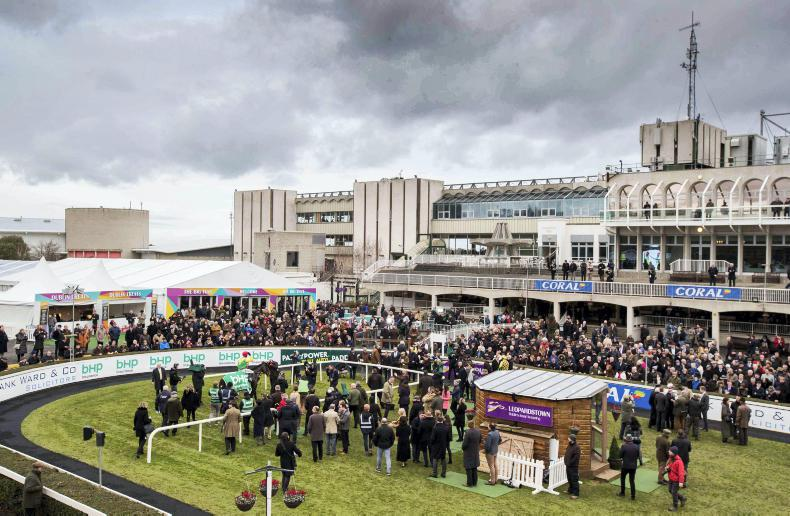 NEWS: Leopardstown will welcome any rainfall