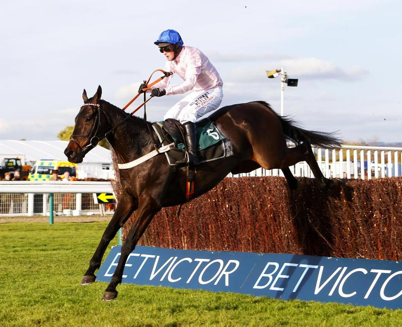 BRITISH PREVIEW: O O Seven could be set for listed glory