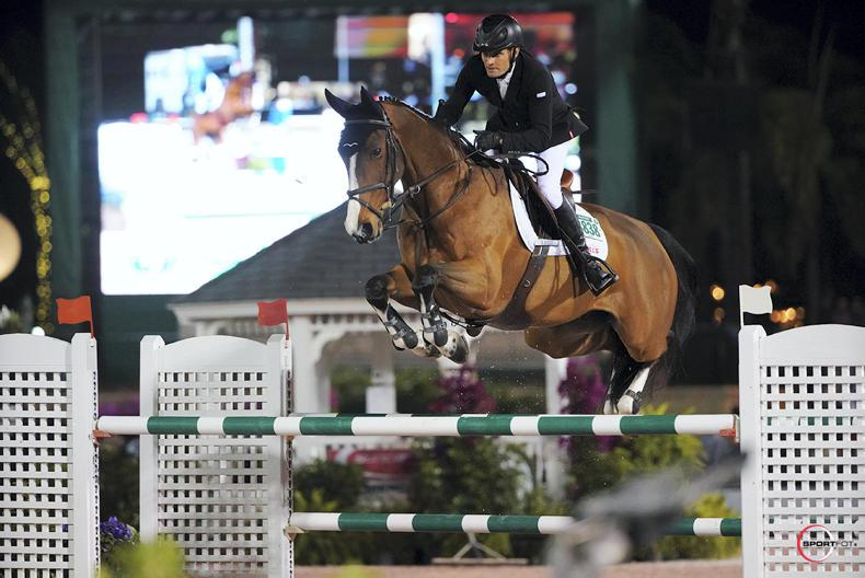 INTERNATIONAL: Cournane third in $72,000 Grand Prix