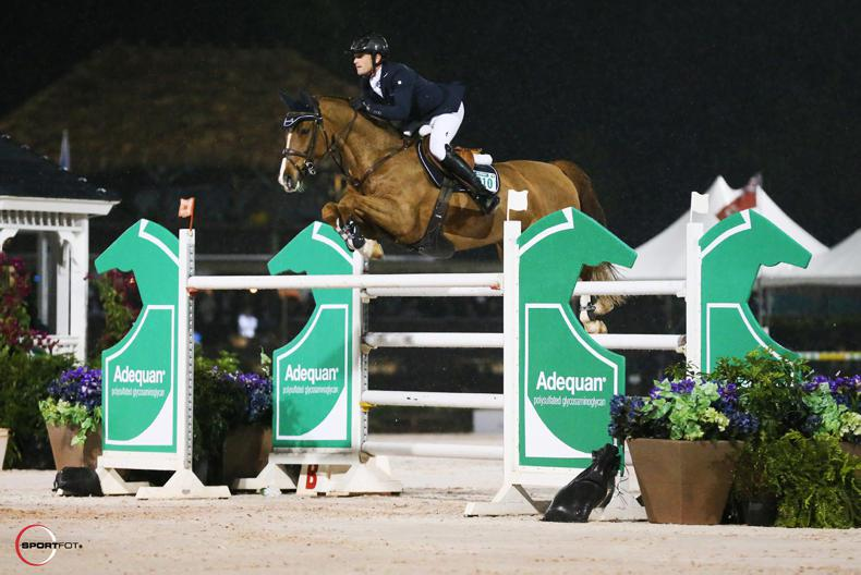 SHOW JUMPING:  Dream win for Darragh Kenny