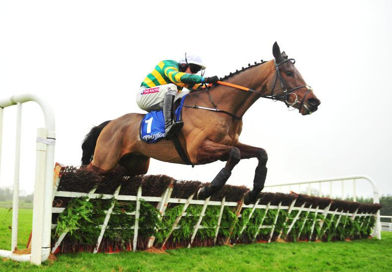 Espoir D'Allen maintains Champion momentum at Naas