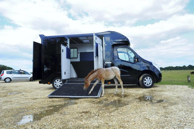 TRANSPORT FEATURE 2019: Safety first for all aspects of equine transport