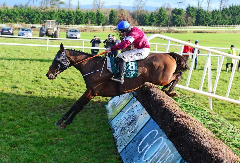 One to watch from the Goffs Thyestes Handicap Chase