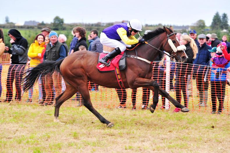 PONY RACING: Browne-McMonagle triumphs in riders' championship