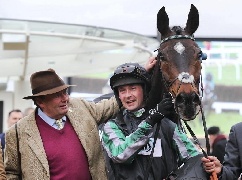 RORY DELARGY: When going to see Altior was something I was dreading