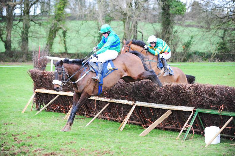 KILFEACLE SUNDAY: Queally storms to a treble