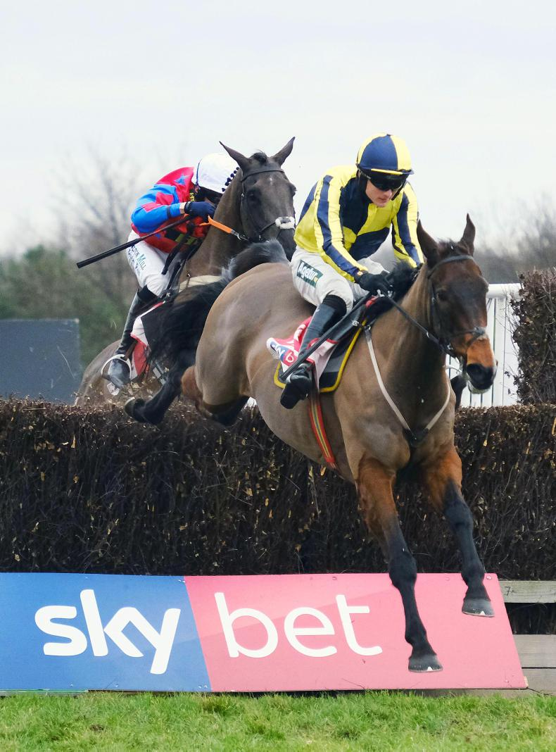 BRITAIN: Conquer in command at Doncaster
