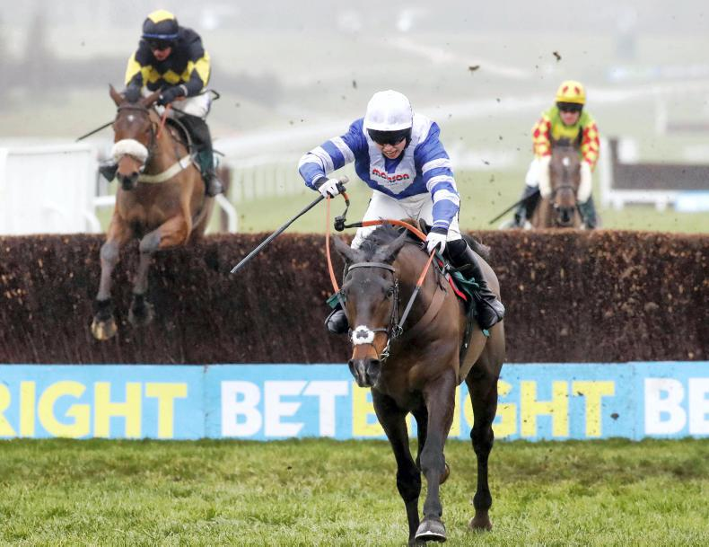 BRITAIN: Course specialist Frodon provides special moment