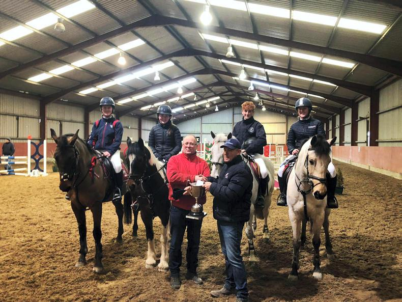 AROUND THE COUNTRY:  Top marks for jubilant Borris team