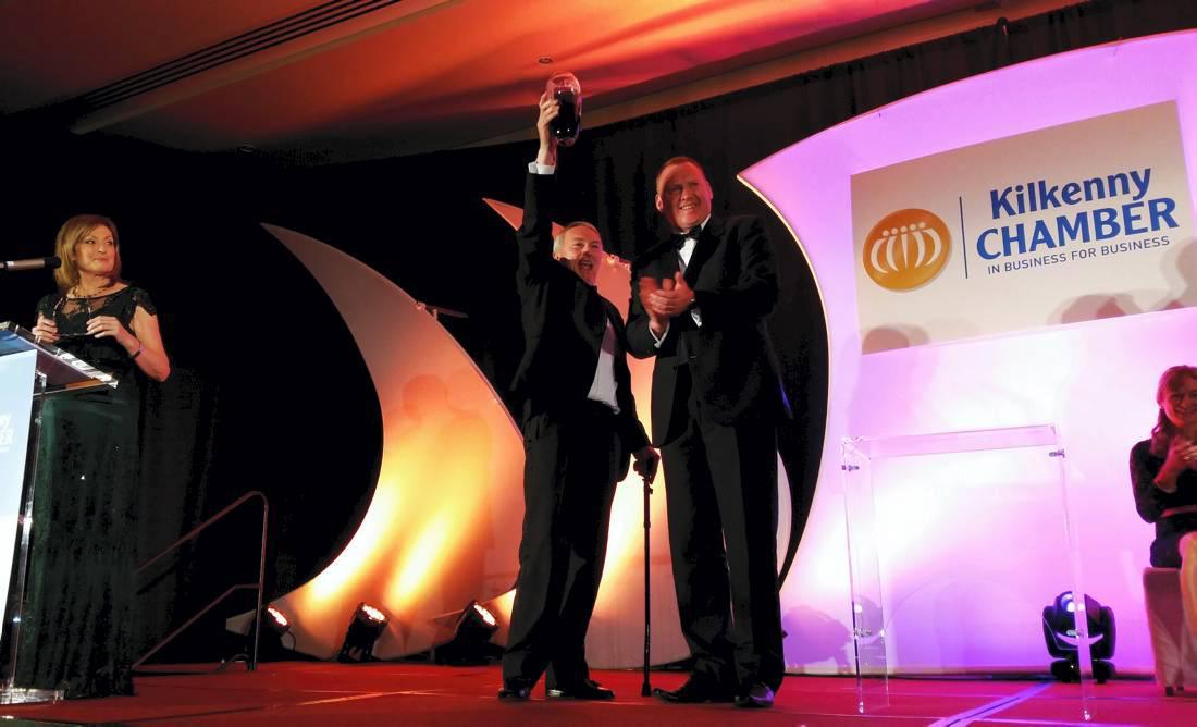 Raheen Na Gun scoops top award