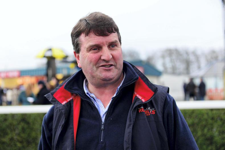 DUBLIN RACING FESTIVAL: Hennessy hoping for greyhound-horse double in Dublin