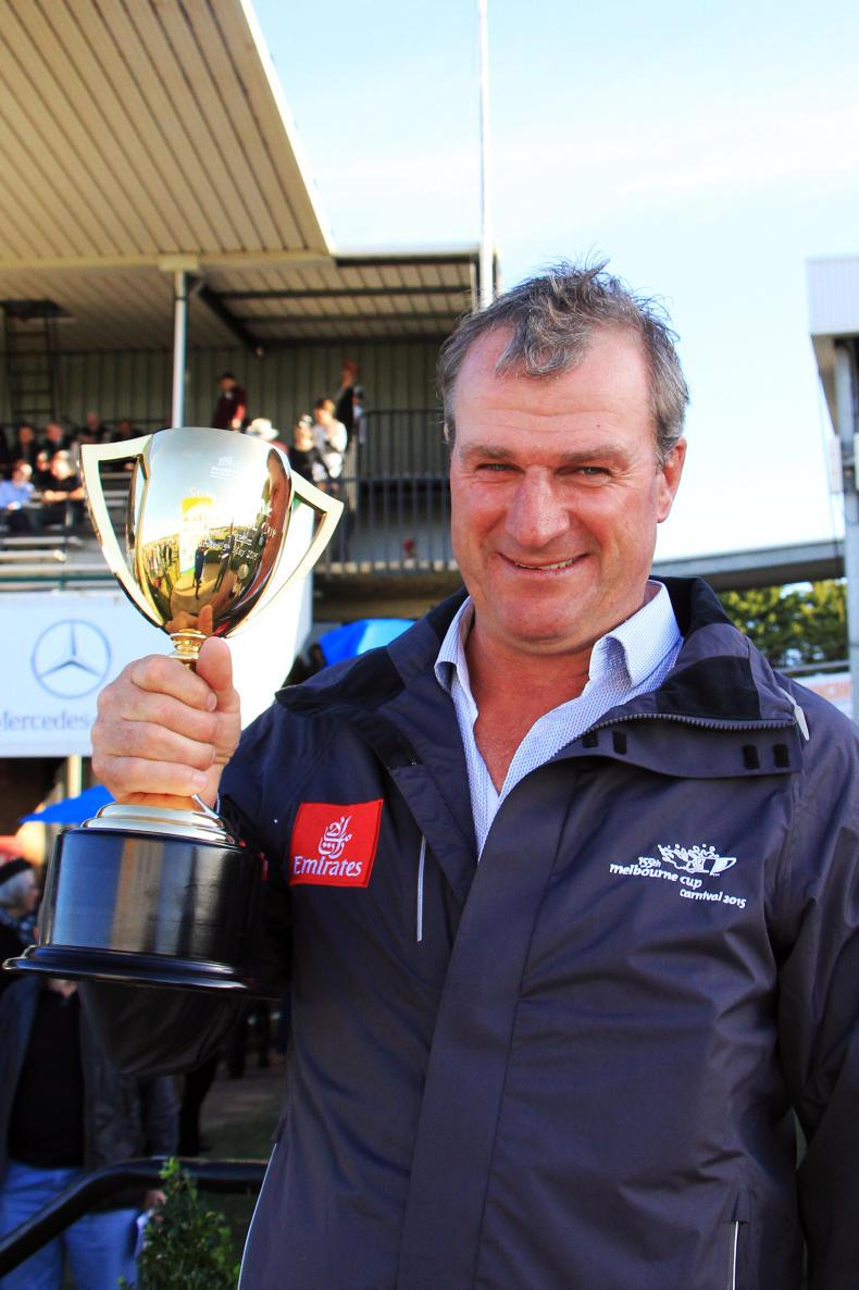 AUSTRALIA: Shock as top trainer Weir arrested