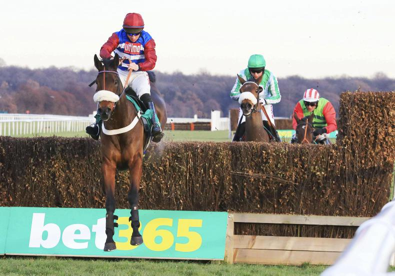 BRITISH PREVIEW: Keeper Hill can claim Sandown prize