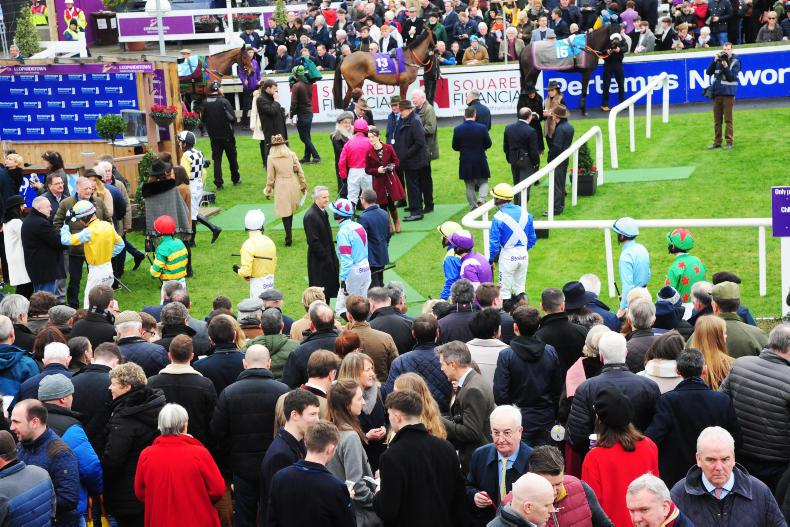 Card reshuffle, but Leopardstown ready to go