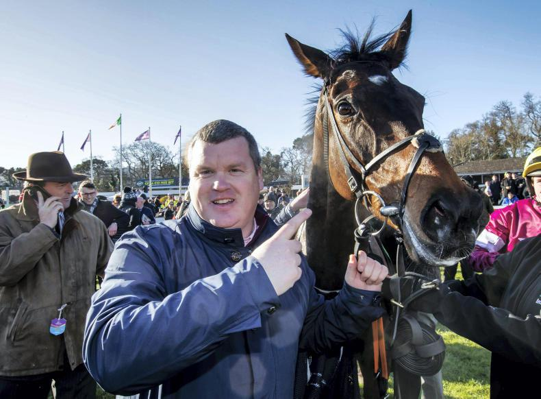 DUBLIN RACING FESTIVAL: Jade gets the crowds jumping for joy