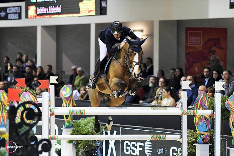 SHOW JUMPING:  Five-star win for Mark McAuley in Bordeaux