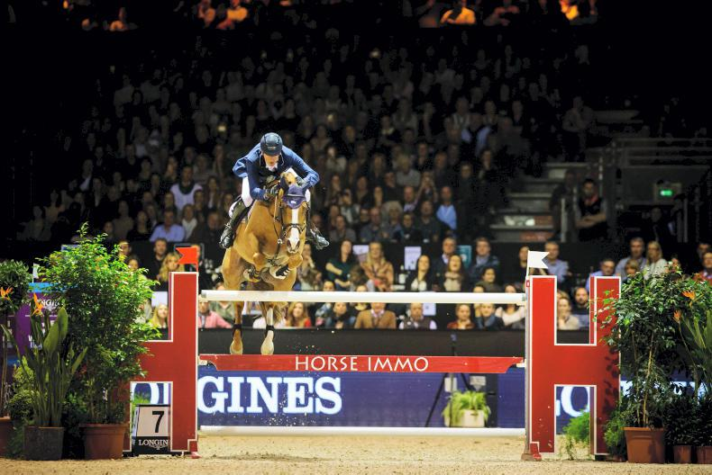 SHOW JUMPING:  Top win at Bordeaux for Deusser