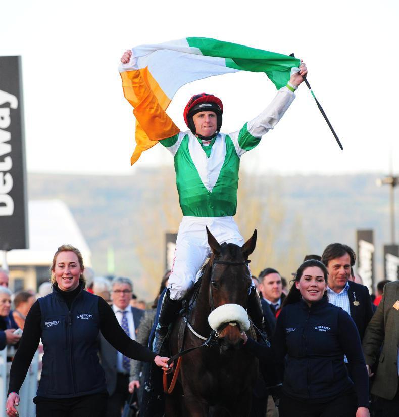 The luck of the Irish at Cheltenham