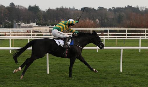 Le Richebourg leads Irish Arkle one-two for Joseph O'Brien