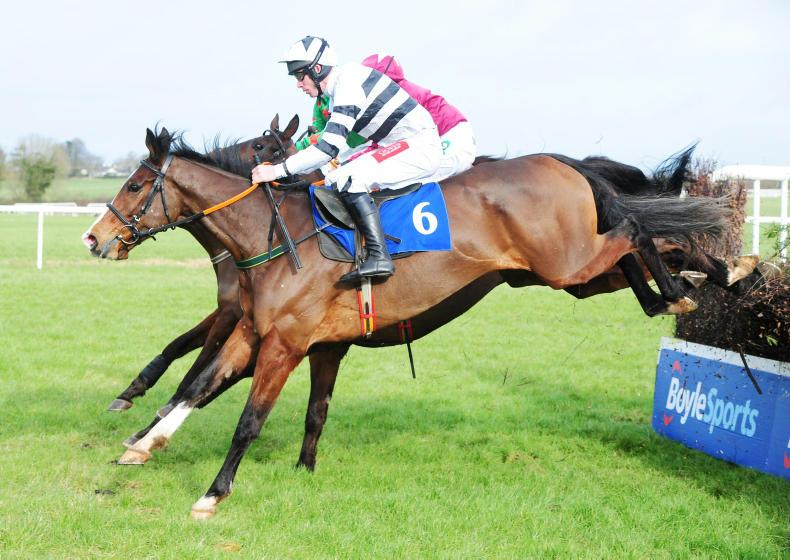 TIME WILL TELL: Ex Patriot steps up in style at Thurles